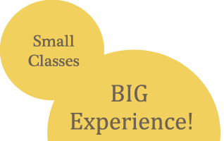 small-school-big-experience